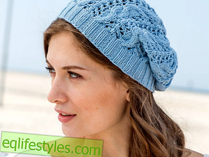 Fashion: Knit Knitting Patterns: How to knit a beanie