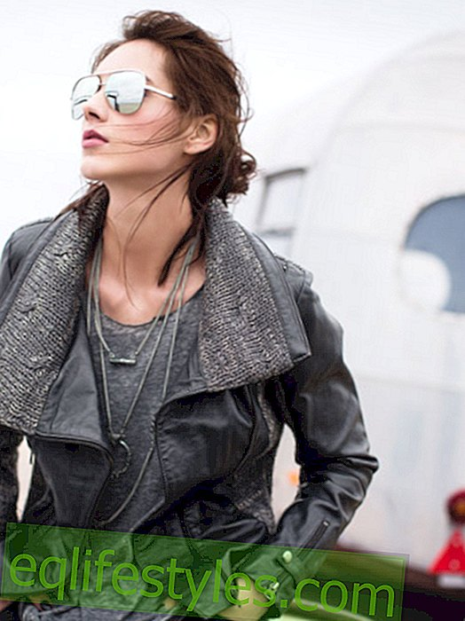 Styling tips: How do I wear the new leather jackets?