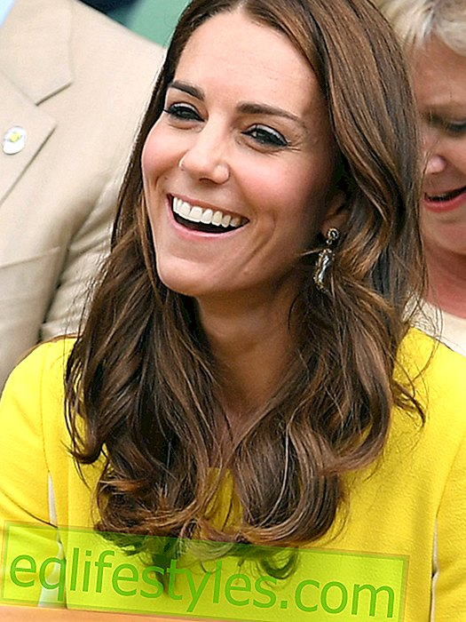 Fashion: Duchess Kate's earrings have a sweet secret