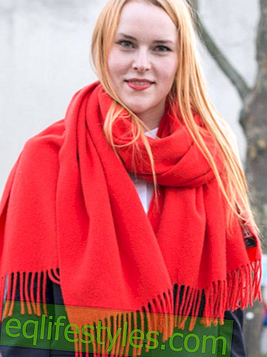 Fashion - No winter without ... Acne Canada Scarf!