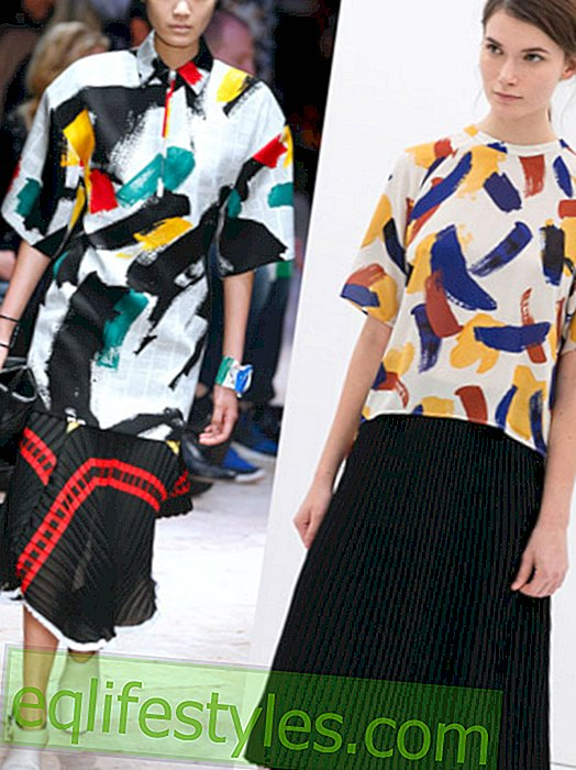 Designer Trends at Zara: Original vs. Budget