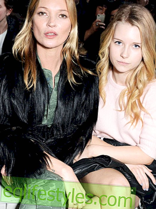 Lottie Moss: That's why she will not be like sister Kate