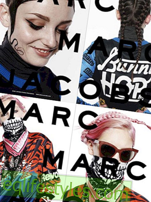 Marc Jacobs: The result of his social media casting