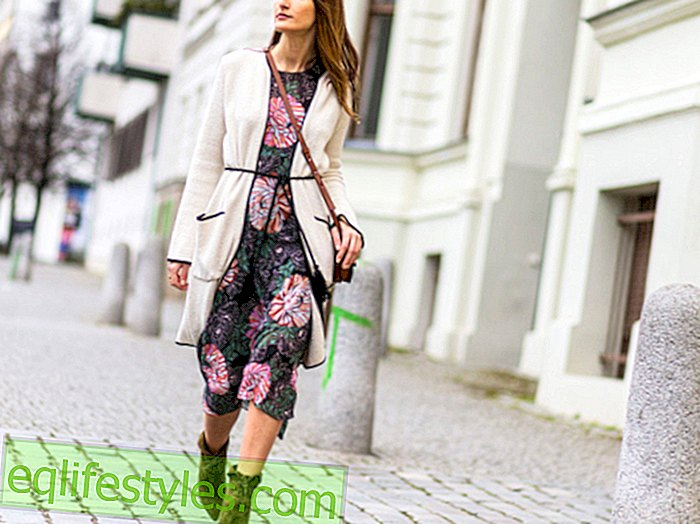 Fashion - Fashion Tricks Maxi Dresses 2017: This is how long dresses cheat you slim