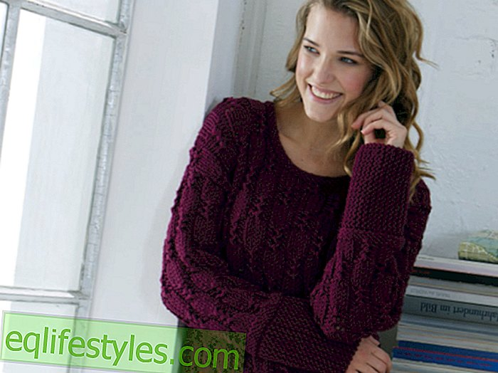 Fashion: Knitting PatternsMagical sweater: How to knit your new favorite sweater