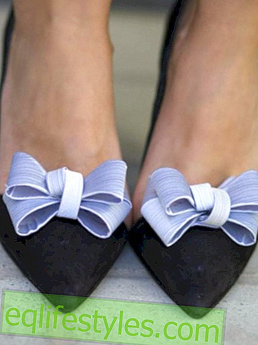 Fashion - Shoe clips: The stylish accessories are THE new trend