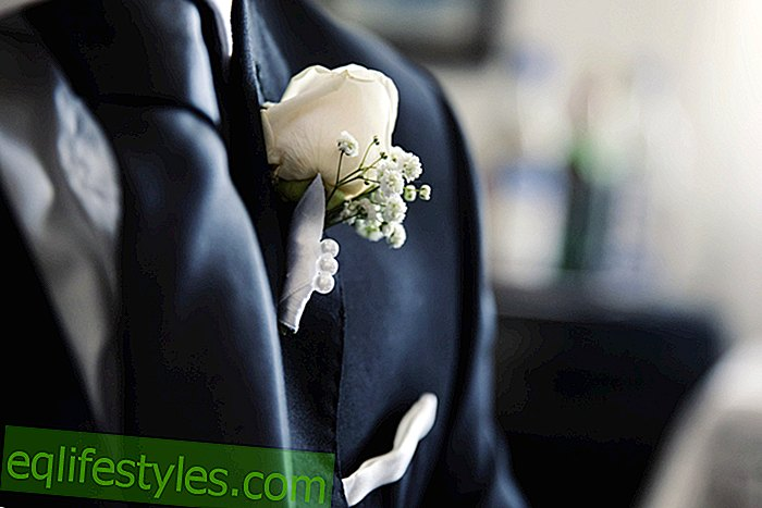 Wedding wedding suit: tips for the groom when buying