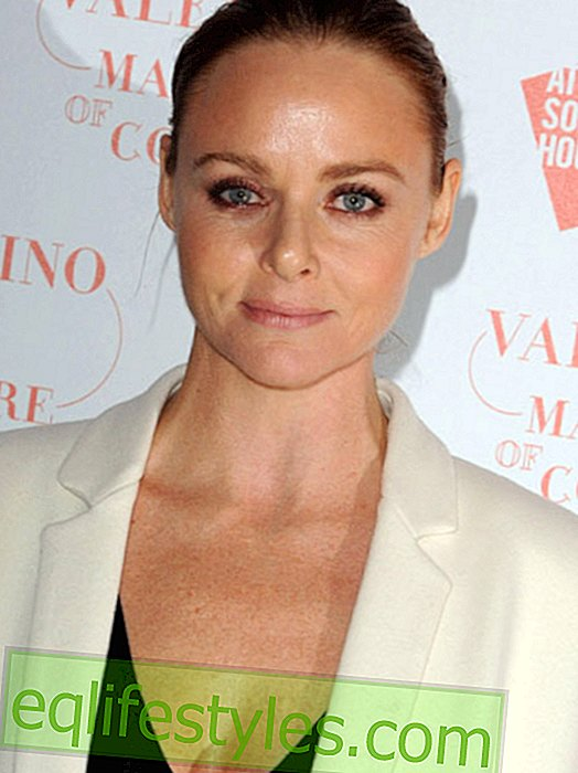 Stella McCartney is the new DfT patron