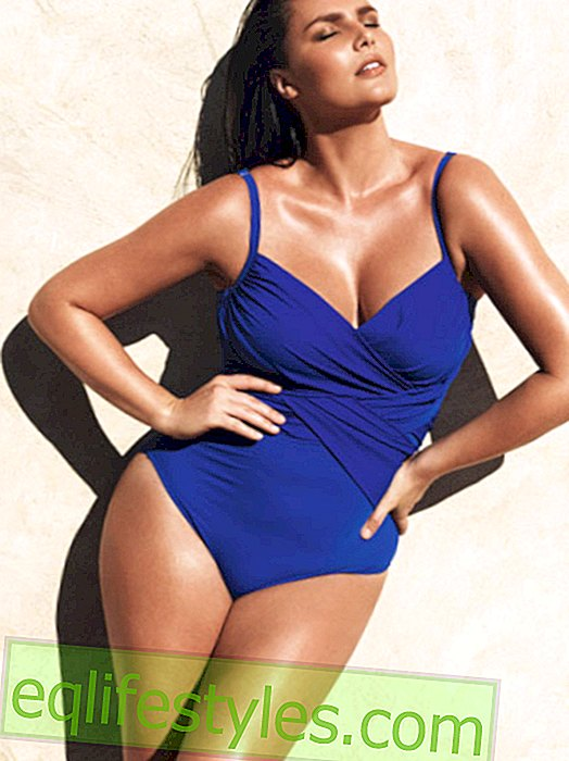Violeta by Mango: Finally swimwear for curves
