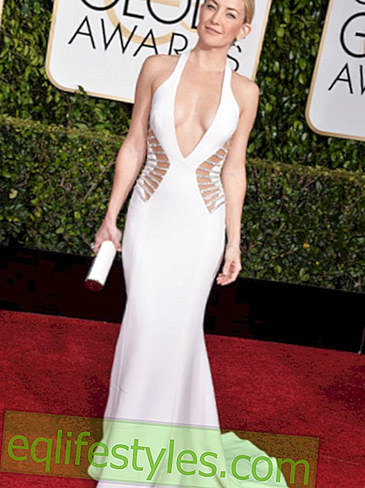 Fashion: The 5 most daring dresses of the Golden Globe Awards