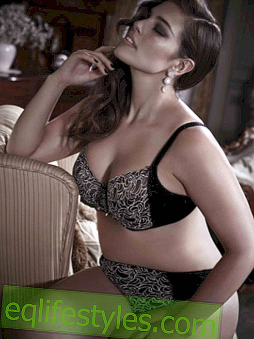 Ashley Graham: Plus-size model designs lingerie for big sizes