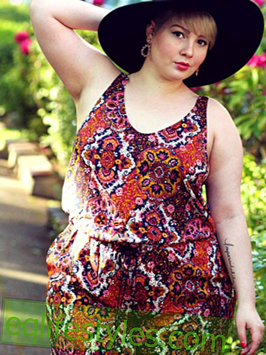 Fashion - Plus-size bloggers show their summer trends