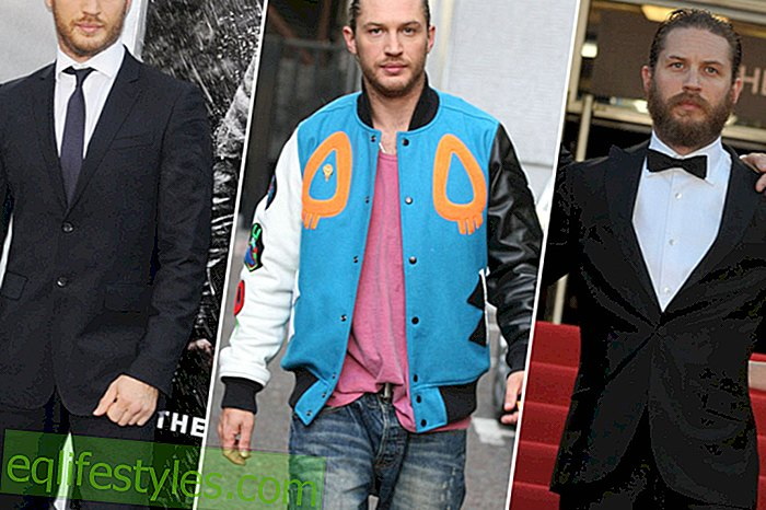 Fashion: The style of Tom Hardy