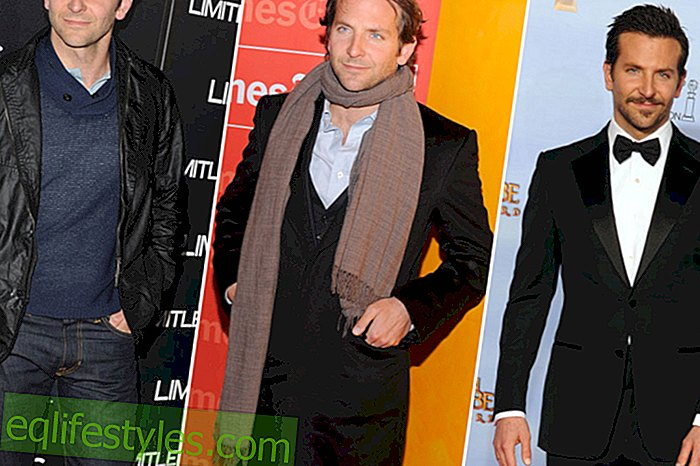 The style of Bradley Cooper