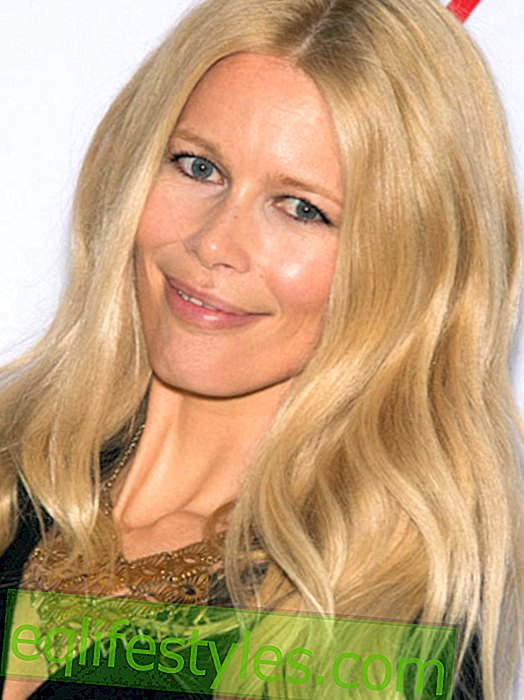 "Fashion Hero ""med supermodell Claudia Schiffer"