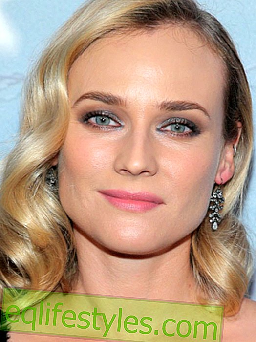 Fashion - Diane Kruger is now available as a bag