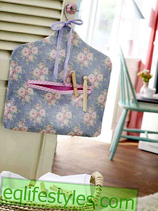 It's so easy to sew a staple bag