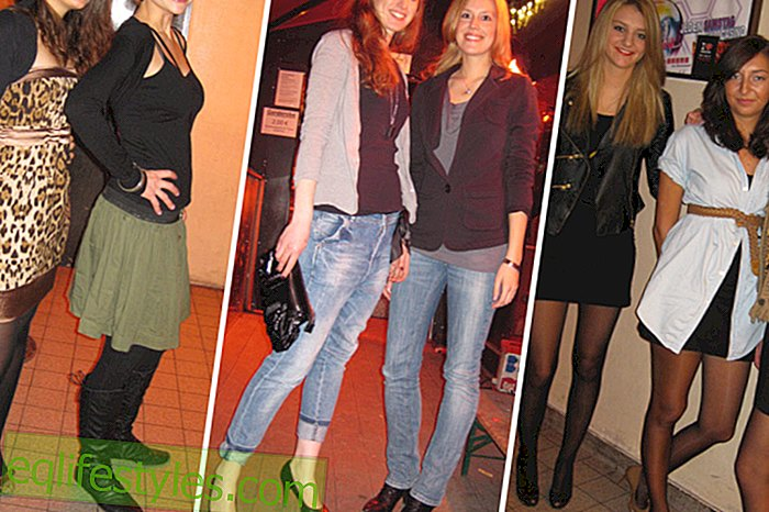 Stylish party outfits from Munich