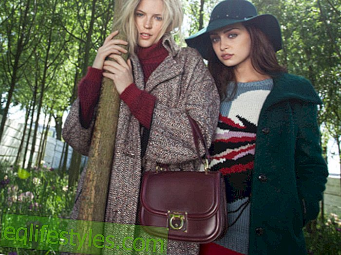 Fashion - The most beautiful fashion trends for autumn 2013