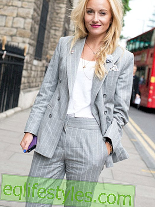 How do pantsuits become more feminine?  4 styling tips