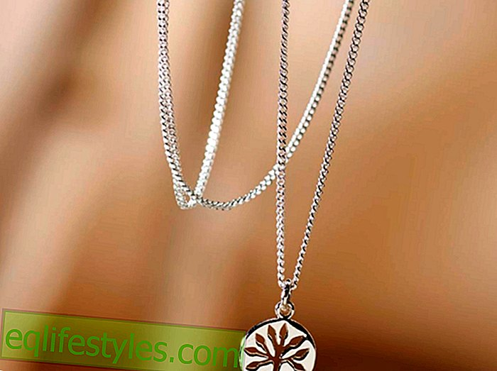Meaningful AccessoryThis means the tree of life chain