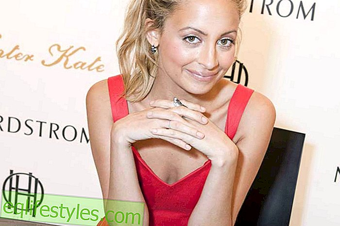 Nicole Richie's new collection for Winter Kate