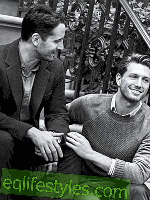 For love and tolerance: Tiffany campaign shows gay couple