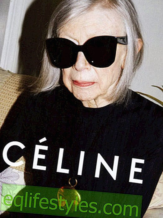Céline chooses Joan Didion as a face for Spring / Summer campaign