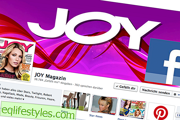 Subscribe to the JOY Facebook page