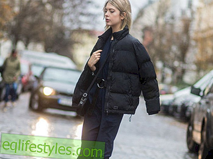 Jackentrend down jacket: The trend jacket from your youth is back