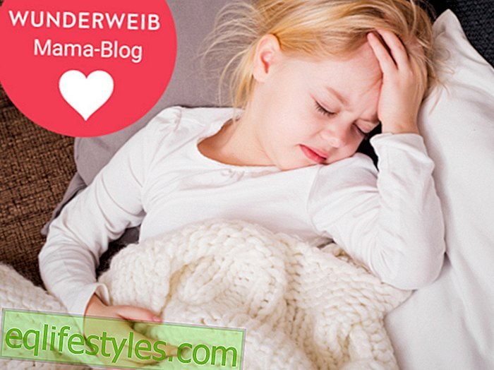Mama BlogWhat helps mothers when their child is ill