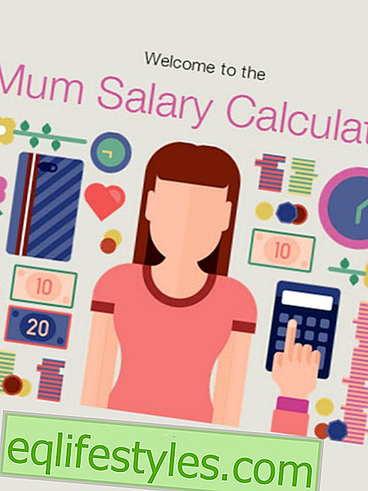 Salary calculator for mothers: What would you earn?