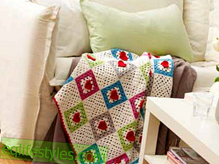 Crochet PatternTo crochet a sofa cover