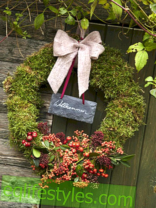 Autumn decoration ideas for inside and outside