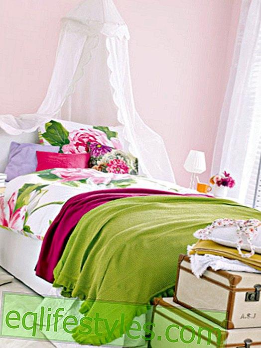 5 consejos para una habitación romántica