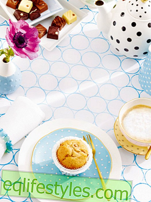 Sample Solutions: Summer table decoration