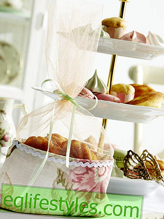 French pastry bag: Great as a gift!