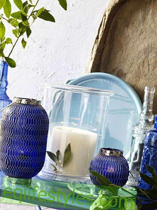 Fragrant Mediterranean: DIY ideas for a holiday look