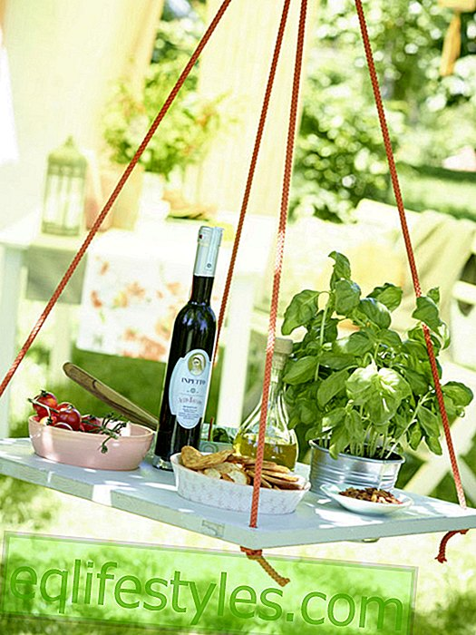 4 simple decoration ideas for the next garden party