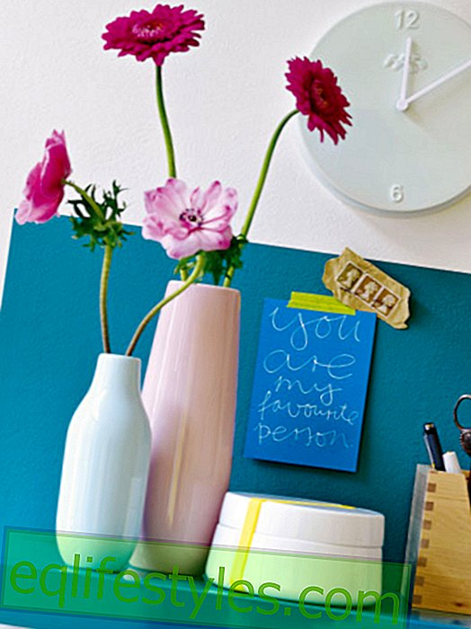 Do-it-yourself ideas for the home