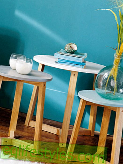 Special side tables