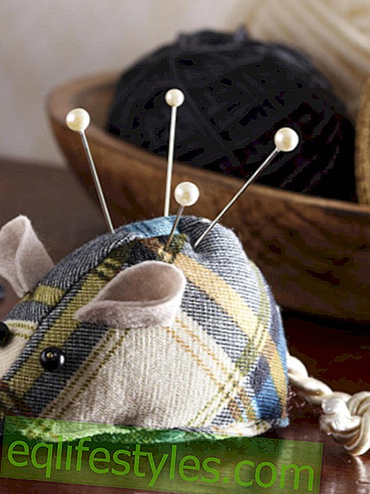 live - DIY: cute pincushion