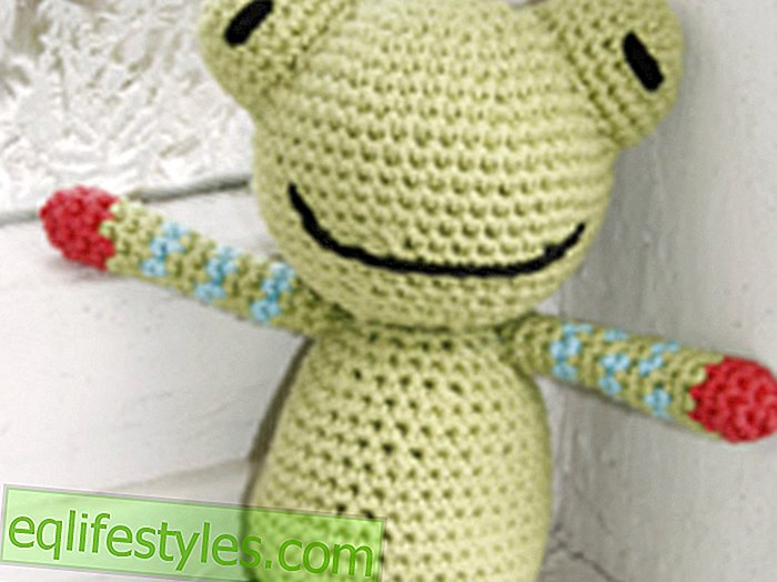 Crochet Tutorial Crochet Frog