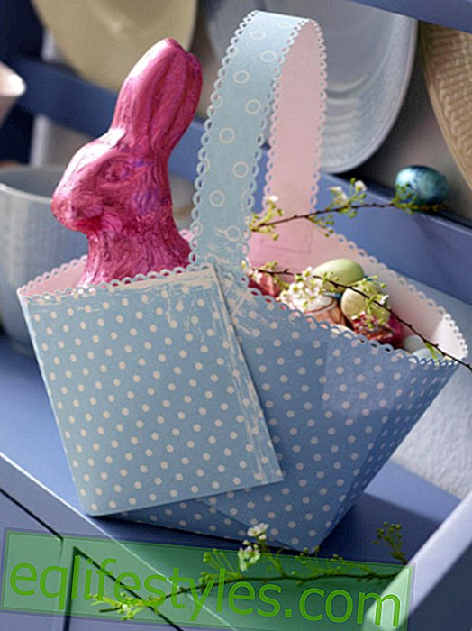 live: DIY tip: How to make an Easter basket