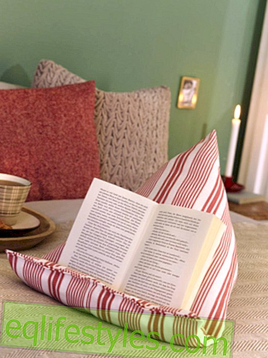 DIY tip: How to make a bookend
