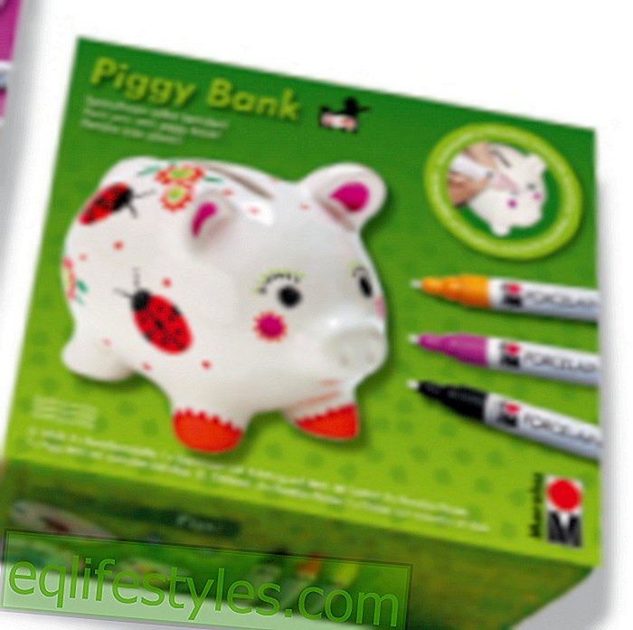 Your personal piggy bank