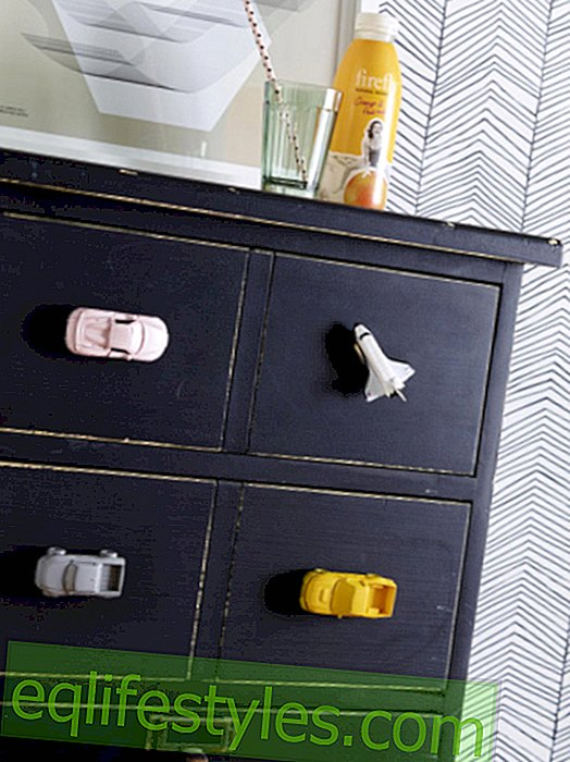 DIYCoole DIY idea: decorate dresser with toys