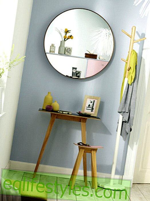 live - Upcycling: This mirror gets a new look