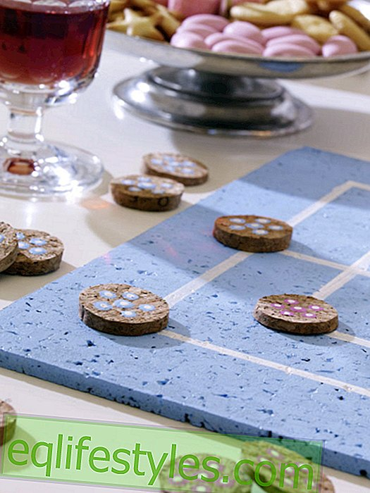 Milling game of cork plate and cork