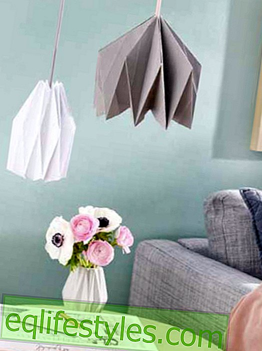 DIY tip: How to make a lampshade